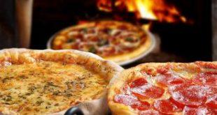 صوره طريقة تحضير البيتزا