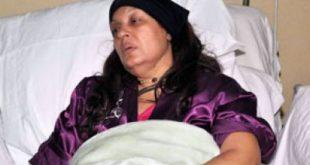 وفاة الفنانة فيفي عبده
