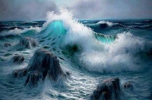 صور مقال وصفي عن البحر