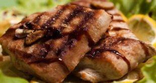 طريقة تنضيف و طهي سمك التونه