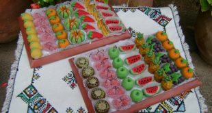 طريقة عمل الحلوى المغربية