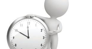 مقال عن ادارة الوقت