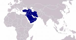 صوره البلدان التي تقع غرب اسيا