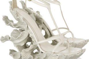 صور احذية اعراس , احلى احذيه اعراس