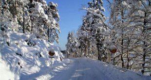 موضوع عن فصل الشتاء