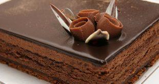 طريقة عمل كيك بالشوكولاته بالصور