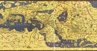 من هو الجغرافي العربي الذي رسم اول خريطة للعالم