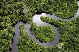 صور ثاني اطول نهر في العالم
