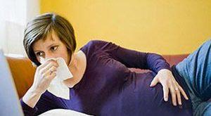 صور علاج البرد امن للحامل وسريع