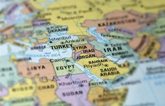 صور سماء الدول العربية