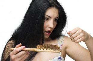 صوره معالجة تساقط الشعر