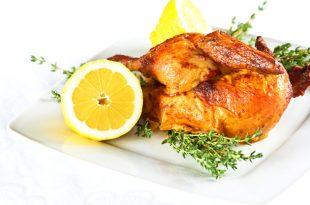 صوره دجاج مشوي بالزعتر والزيتون, افضل واحدث طريقه دجاج مشوي