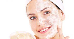 وصفات لتبيض الوجه