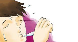 التخلص من الدهون بالماء الساخن