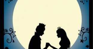 صورة شعر حب رومانسي قصير جدا