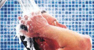 فوائد الاستحمام بالماء البارد فى الشتاء