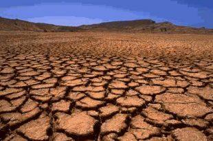 صوره بعض مظاهر تدهور التربة