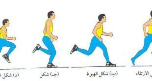الجري و انواعه