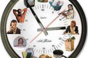 صور ادارة الوقت