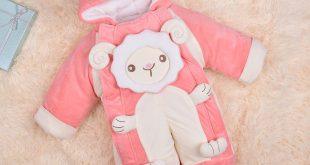 صور ملابس شتوية لاطفال حديثي الولادة