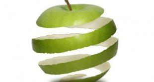 فوائد قشر التفاح للبشرة