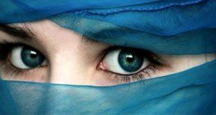 شعر عن جمال العين