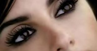 صورة جمال العيون السوداء