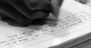 صورة تعبير كتابي اكتب اليك شخص يريد التعرف اليك