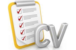 صور كيفية كتابة cv بشكل احترافي