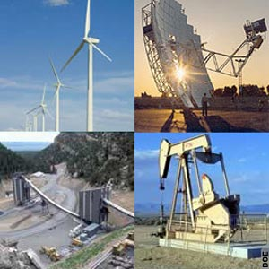 تعريف عن مصادر الطاقة