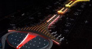 اكبر مطار في العالم
