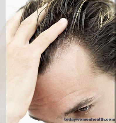صور كيفية تقوية الشعر للرجال