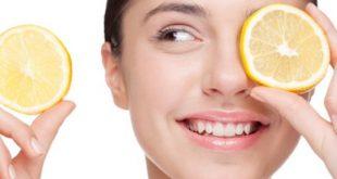 صور هل الليمون يقضي على حب الشباب