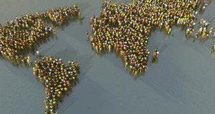 كم عدد السكان في العالم