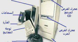 صورة وحدات الحاسوب ومكوناته