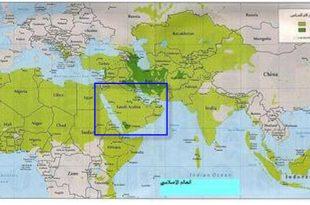 صور ما اكبر دولة عربية مساحتا