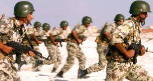 عدد افراد الجيش المصرى
