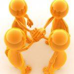 قصة عن التعاون
