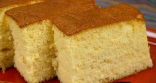 صور طريقة عمل الكيكة الاسفنجية