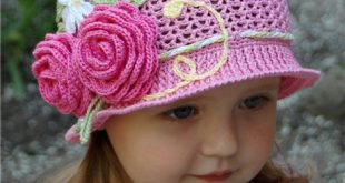 صور قبعات كروشيه مميزة جدا