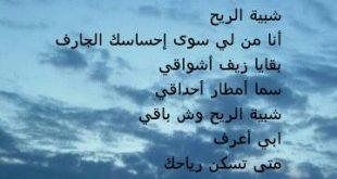 صورة كلمات شبيه الريح