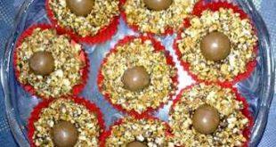 حلويات ليبية , تشكيله حلويات روعه