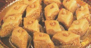 حلويات جزائرية للعيد 2019