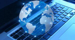 مقال علمي عن الانترنت