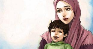 صورة موضوع عن فضل الام