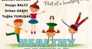موضوع عن الصحة بالانجليزي