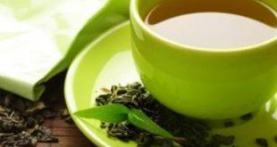 فوائد واضرار الشاى الاخضر