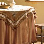 مفارش طاولات جميله