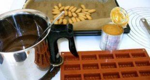 طريقة عمل شوكولاتة جلاكسى فى البيت بالصور