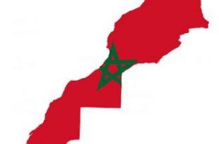 صور مساحة المغرب العربي وعدد سكانها